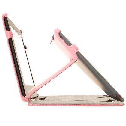 iGadgitz Pink PU 'Heat Molded' Leather Case for Amazon Kindle Paperwhite 2015 2014 2013 2012 + Sleep/Wake & Hand Strap Thumbnail 6