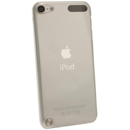 iGadgitz Clear Transparent PC Hard Case Cover for Apple iPod Touch 5th Generation 5G 32GB 64GB + Screen Protector Thumbnail 3