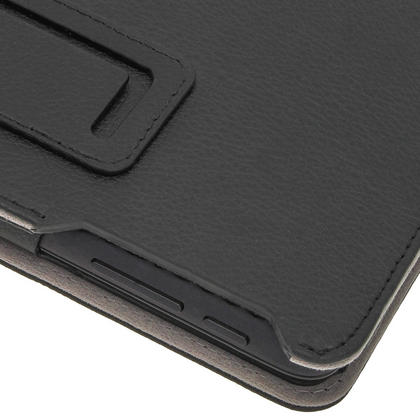 "iGadgitz Black 'Ergo-Portfolio' PU Leather Case for Asus MeMo Pad ME172V 7"" Tablet 16GB 32GB + Screen Protector Thumbnail 8"