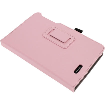 """iGadgitz Pink 'Ergo-Portfolio' PU Leather Case for Asus MeMo Pad ME172V 7"""" Tablet 16GB 32GB + Screen Protector Thumbnail 8"""