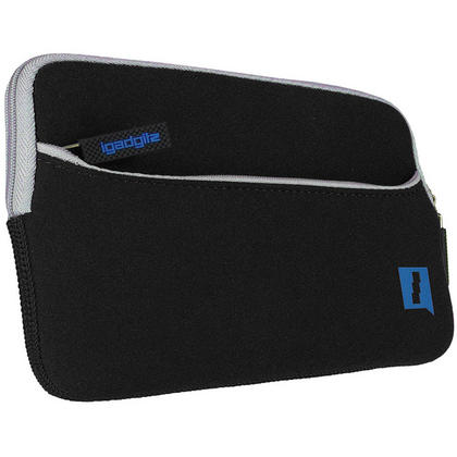iGadgitz Neoprene Sleeve Case with Front Pocket for Google Nexus 7 2nd Gen Tablet (released Aug 2013) (various colours) Thumbnail 4