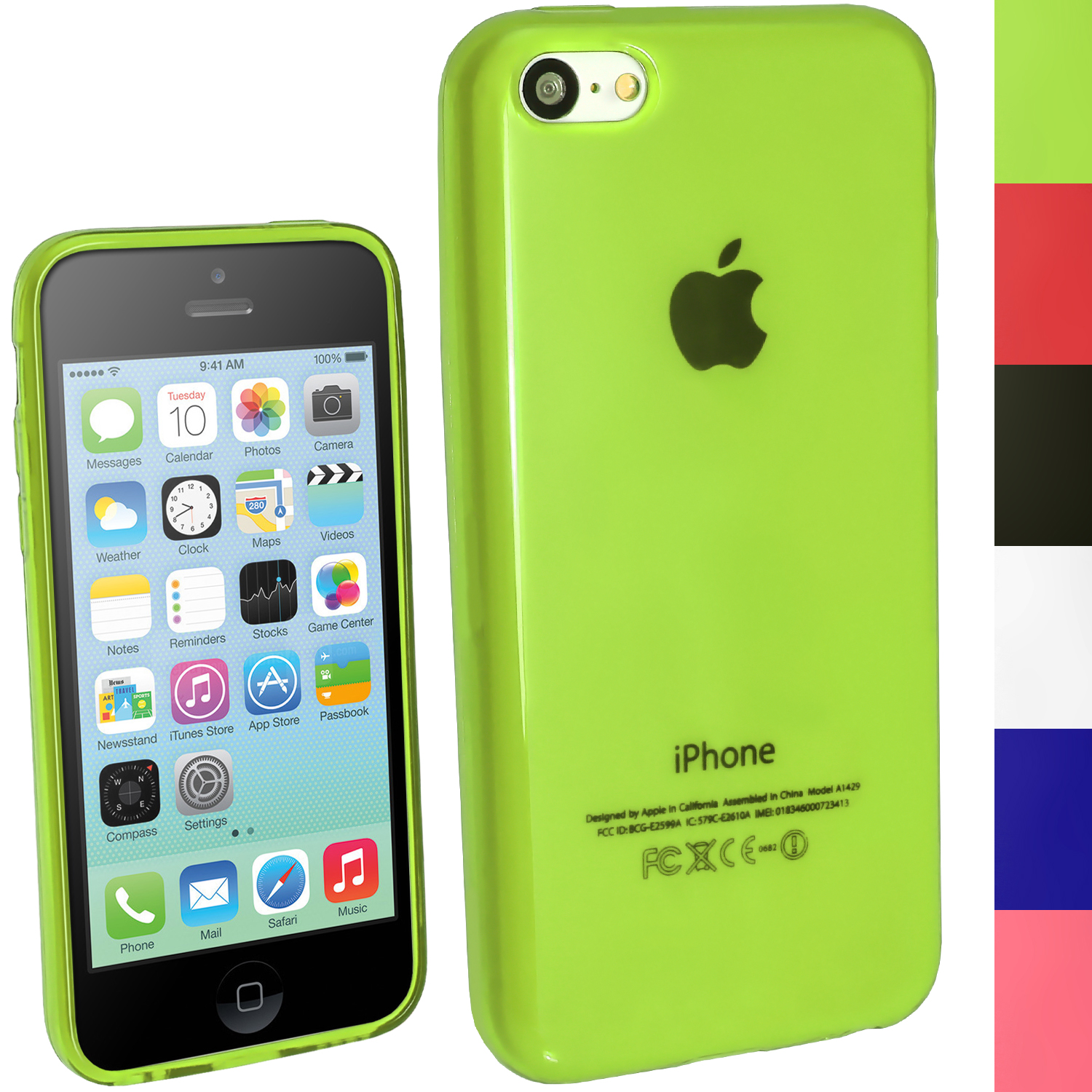 carcasa iphone 5 apple