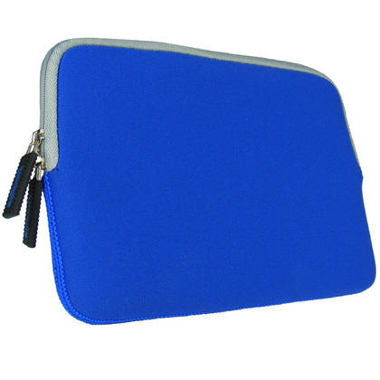 iGadgitz Blue Neoprene Sleeve with Front Pocket for Samsung Galaxy Tab 1, 2, 3 7.0? P1000 P1010 P3110 P3100 T210 T211 Thumbnail 3