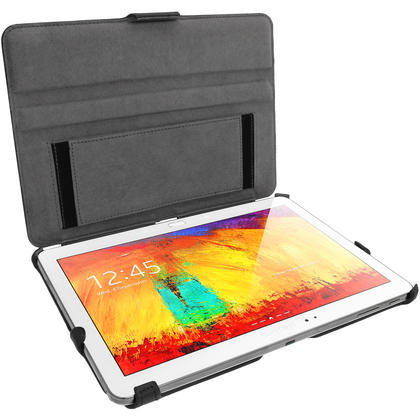 "iGadgitz PU Leather Case for Samsung Galaxy Note 10.1"" P600 P601 & Tab Pro 10.1"" T520 T525 Sleep/Wake + Screen Protector Thumbnail 3"