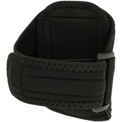 iGadgitz Black Neoprene Sports Armband for Sony Walkman NWZ-F886 NWZ-F887 F-Series Video MP3 Player 32GB 64GB Thumbnail 5