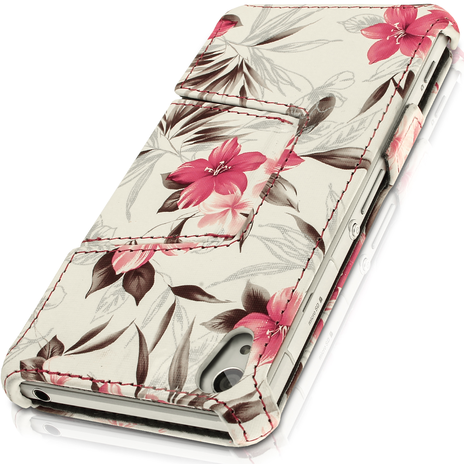 PU-Leather-Stand-Case-Cover-for-Sony-Xperia-Z2-D6503-D6543-Screen-Protector
