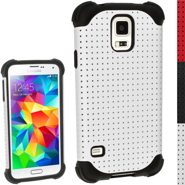 eb090600c06 Silicona Funda Carcasa & Malla para Samsung Galaxy S5 SV SM-G900 ...