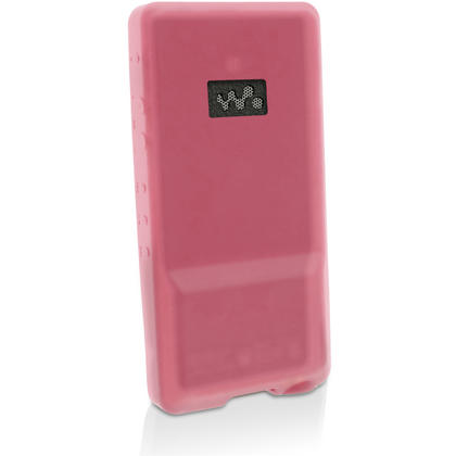 iGadgitz Rubber Silicone Gel Case for Sony Walkman NWZ-ZX1 + Screen Protector (various colours) Thumbnail 4