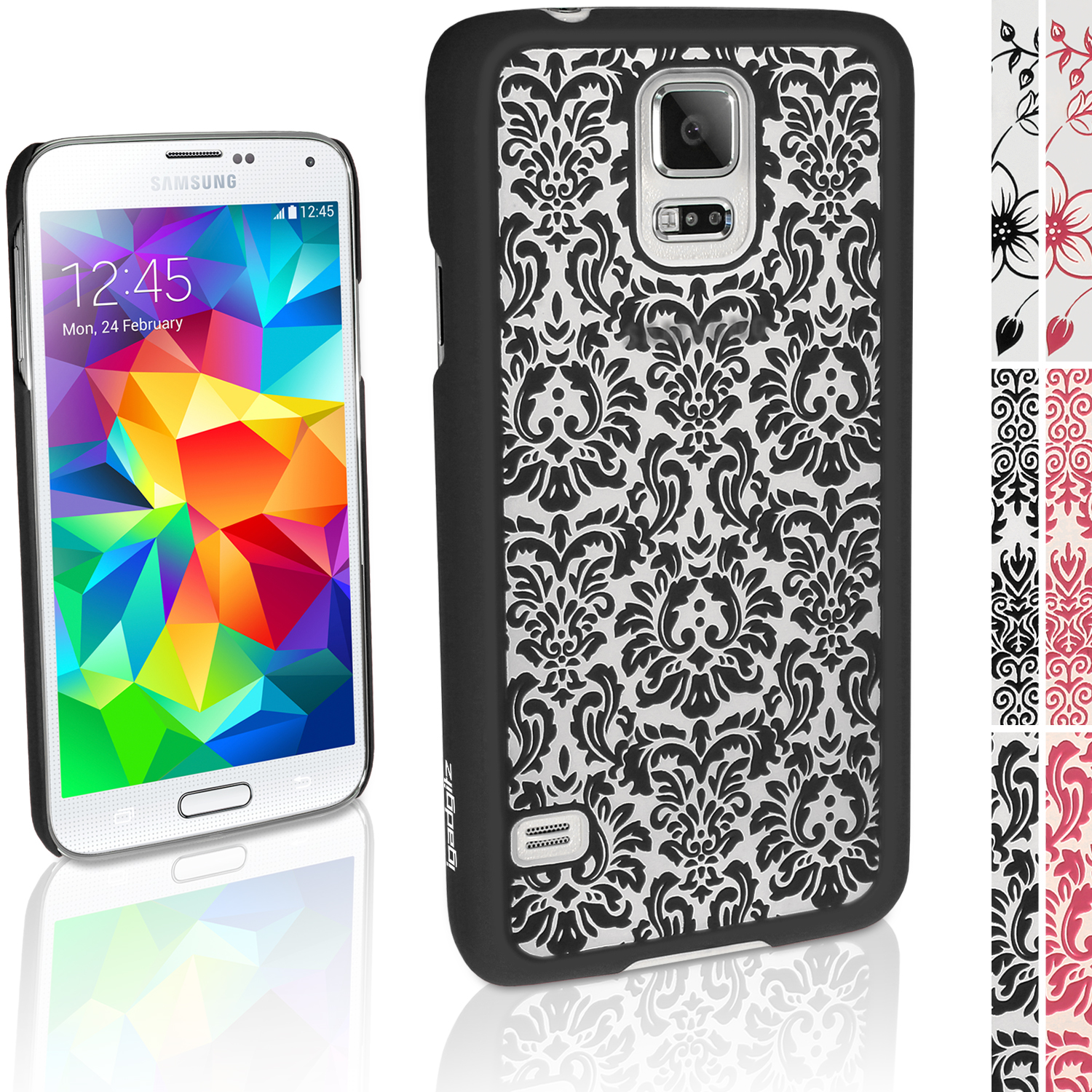 custodia s5 samsung galaxy