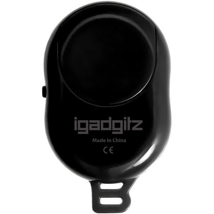 iGadgitz Selfie Bluetooth Remote Shutter Camera Activation for Apple iOS and Android Phone and Tablets (various colours) Thumbnail 8