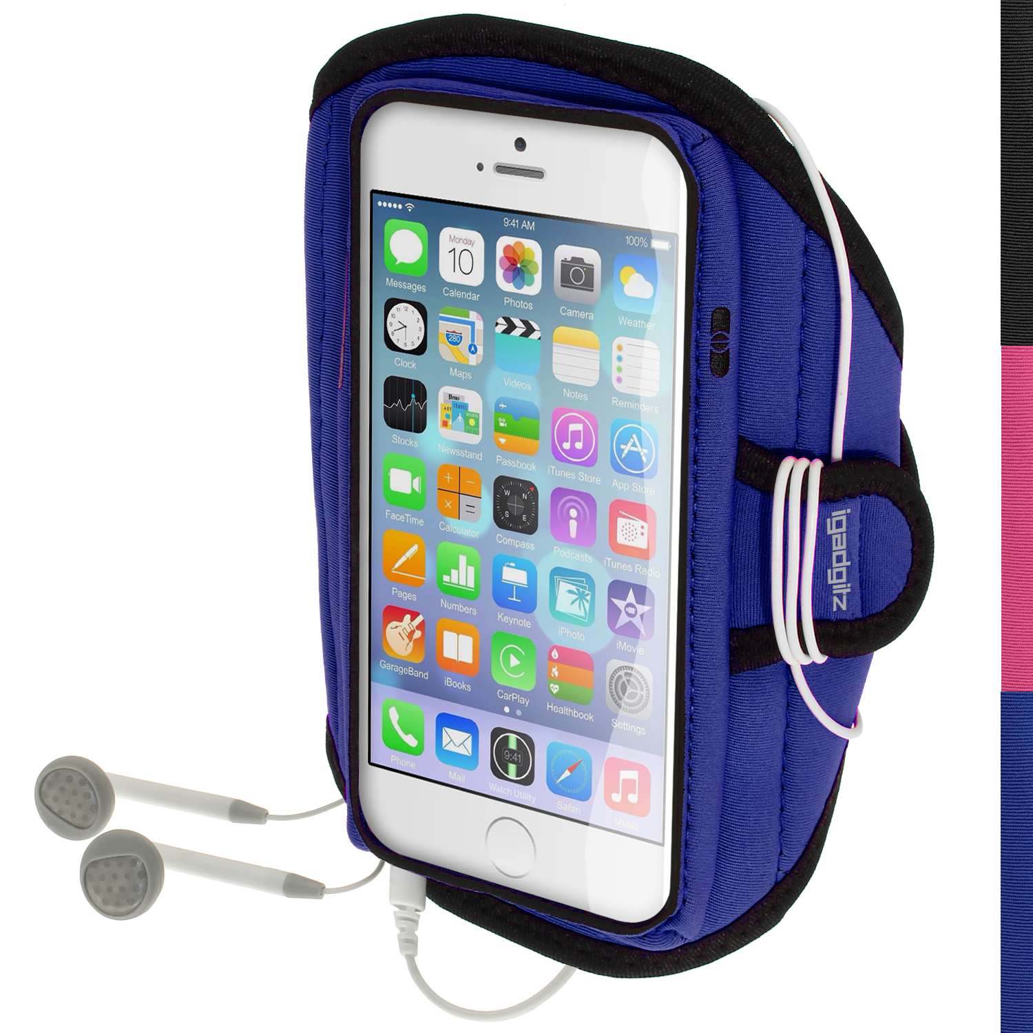 sports armband fitness tasche f r apple iphone 6 6s 4 7 joggen h lle schutz ebay. Black Bedroom Furniture Sets. Home Design Ideas