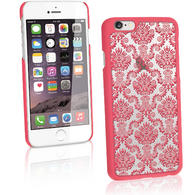 Pink With Damask Pattern
