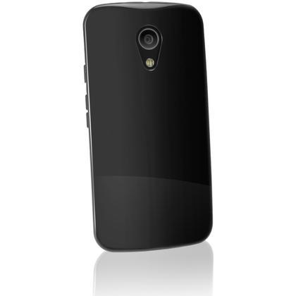 iGadgitz Glossy TPU Gel Case for Motorola Moto G 2nd Generation 2014 XT1068 (G2) + Screen Prot. (various colours) Thumbnail 4