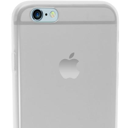 """iGadgitz Glossy TPU Gel Skin Case Cover for Apple iPhone 6 & 6S 4.7"""" 2014 + Screen Protector Thumbnail 4"""
