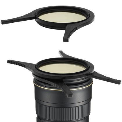 iGadgitz Xtra Camera Filter Lens Wrench Kit [ 67, 72, 77mm]  2 Pack Thumbnail 2