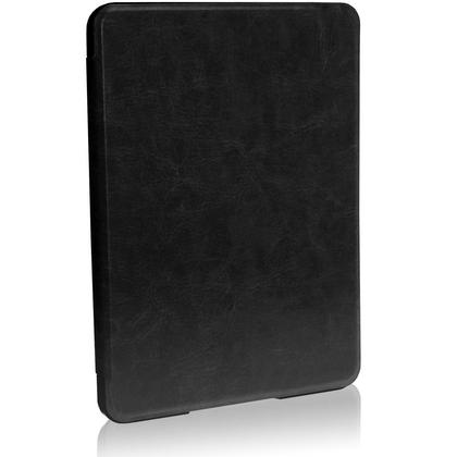 iGadgitz Slim PU Leather Shell Case Cover for Amazon Kindle 2014 Touchscreen 7th Gen with Sleep/Wake & Magnetic Closure Thumbnail 4