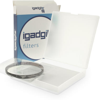 iGadgitz Xtra 58mm Glass Multi-Coated UV Lens Filter Protection for SLR & DSLR Cameras Thumbnail 3