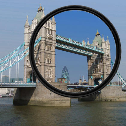 iGadgitz Xtra 62mm Glass Multi-Coated UV Lens Filter Protection for SLR & DSLR Cameras Thumbnail 4