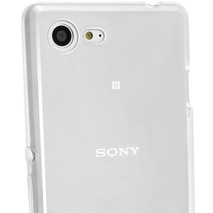 iGadgitz Glossy TPU Gel Skin Case Cover for Sony Xperia E3 D2202 + Screen Protector Thumbnail 3