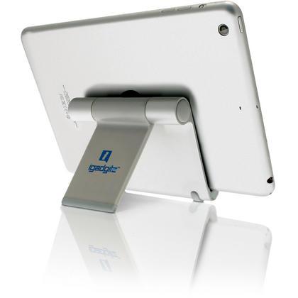 iGadgitz Aluminium Adjustable Tablet & Smartphone Holder Stand (iPhones iPad Motorola Samsung Sony Xperia HTC etc) Thumbnail 7