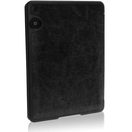 iGadgitz Slim PU Leather Shell Case for Amazon Kindle Voyage 7th Gen (Oct. 2014) with Sleep/Wake & Magnetic Closure Thumbnail 3