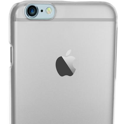 "iGadgitz Clear PC Hard Back Case Cover for Apple iPhone 6 & 6S PLUS 5.5"" Protective Shell + Screen Protector Thumbnail 4"