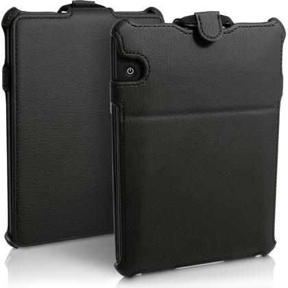 iGadgitz PU Leather Stand Case for Amazon Kindle Voyage 2014 Flip Folio Cover with Sleep Wake Thumbnail 2