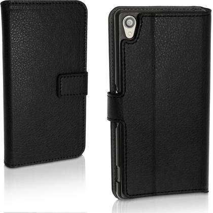 BOOK STYLE PU LEATHER CASES FOR SONY XPERIA Z3 D6603 Thumbnail 2