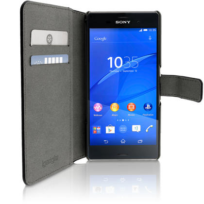 BOOK STYLE PU LEATHER CASES FOR SONY XPERIA Z3 D6603 Thumbnail 3