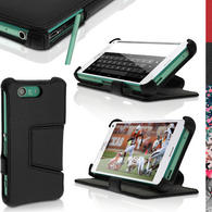 HEAT MODLED PU LEATHER CASES FOR SONY XPERIA Z3 COMPACT
