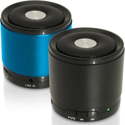 3W Bluetooth Stereo Mini Speaker (BTS65C) Thumbnail 1