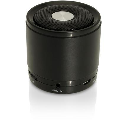 3W Bluetooth Stereo Mini Speaker (BTS65C) Thumbnail 4