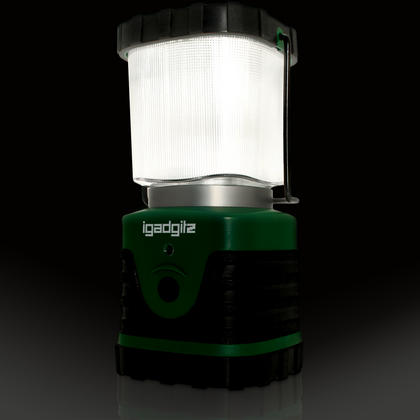igadgitz Xtra Lumin 300 Portable 300lm LED Lantern with 1yr warranty Thumbnail 6