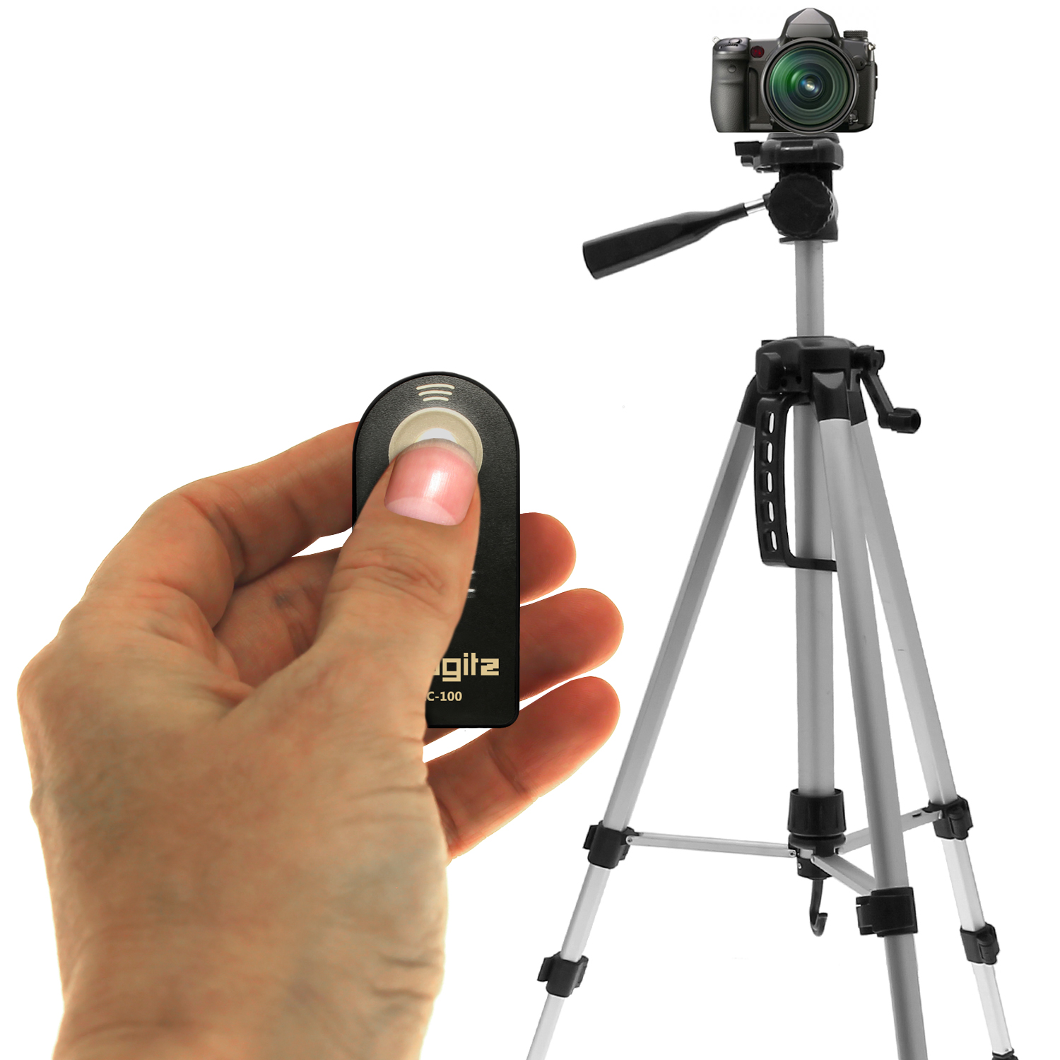 Igadgitz Infrared Wireless Remote Control Shutter Trigger