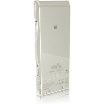 iGadgitz Clear PC Hard Back Case Cover for Sony Walkman NWZ-A15 NWZ-A17 NW-A25 NW-A27 + Screen Protector Thumbnail 4