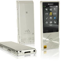 iGadgitz Clear PC Hard Back Case Cover for Sony Walkman NWZ-A15 NWZ-A17 NW-A25 NW-A27 + Screen Protector