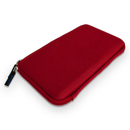 """iGadgitz Red EVA Hard Carry Case for Sony Xperia Z4 SGP771 10.1"""" Tablet Bag Thumbnail 4"""