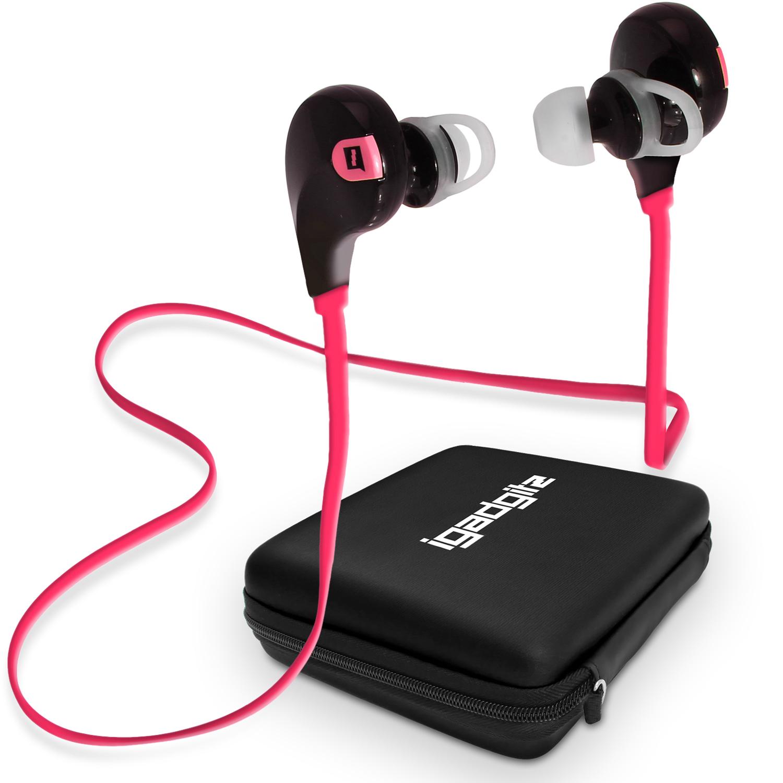 Dettagli su Wireless Bluetooth 4.0 Stereo in-ear Auricolari Cuffie Microfono  Chiamata- mostra il titolo originale 71be058f9acc