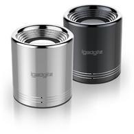 iGadgitz Al Series: 'Volcano' Portable Wireless Stereo Bluetooth 3.0 Aluminium Travel Speaker (3W Power with Rich Bass)