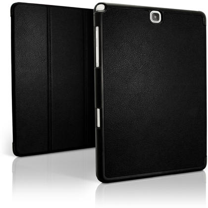 "iGadgitz PU Leather Smart Cover Case for Samsung Galaxy Tab A 9.7"" SM-T550 + Stand, Sleep Wake + Screen Protector Thumbnail 2"