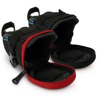 iGadgitz Xtra Water Resistant Wedge Style Bike Saddle Storage Bag Pannier Holder
