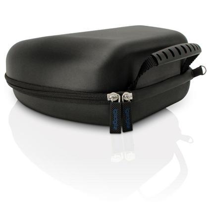 iGadgitz Black EVA Carrying Hard Case Cover for Headphones Headset (Sony, Philips, Pioneer, Marshall, Beats, Bose, etc) Thumbnail 4
