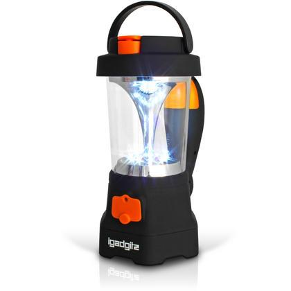 iGadgitz Xtra Lumin 4 in 1 Dynamo Rechargeable 3 LED Spotlight Torch & 10 LED Lantern + 1 Year Warranty Thumbnail 6