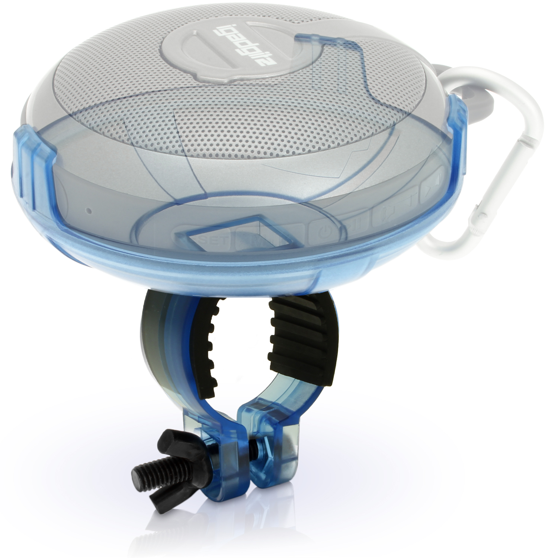 iGadgitz Plastic Handlebar Clamp Mount suitable for iGadgitz IGA-210 Waterproof Bluetooth Speaker (Speaker NOT Included)