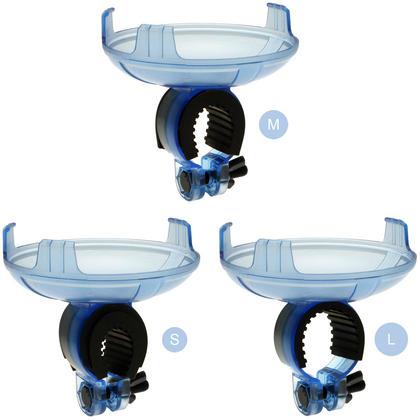 iGadgitz Plastic Handlebar Clamp Mount suitable for iGadgitz IGA-210 Waterproof Bluetooth Speaker (Speaker NOT Included) Thumbnail 5
