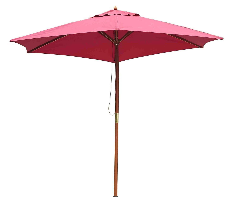 Patio Umbrellas Edmonton Alberta: Garden Parasol 2m