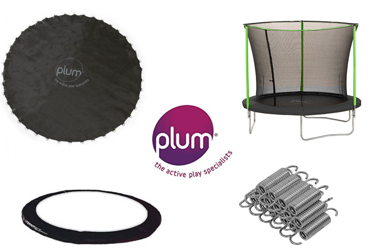 Replacement Plum Trampoline Spares 6ft 8ft 10ft 12ft