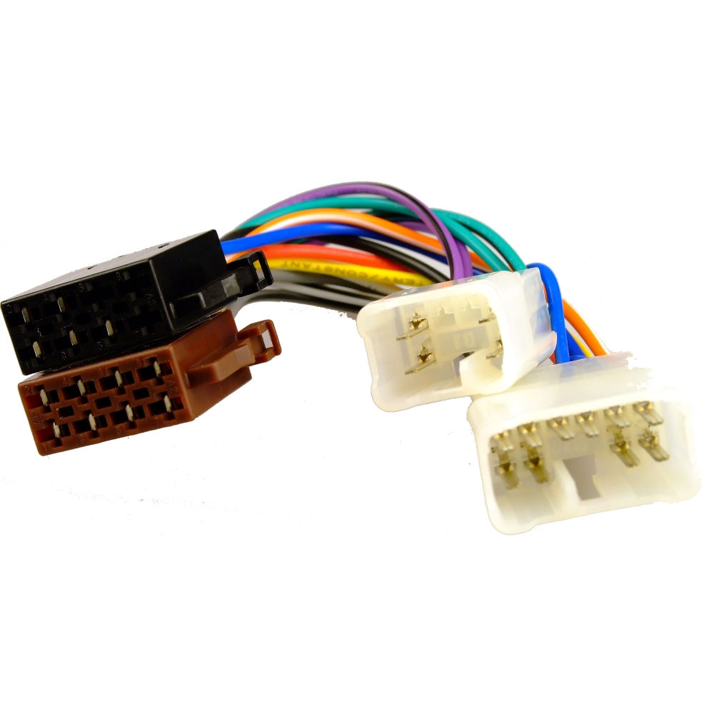 Toyota Supra 93-02 ISO Adaptor Lead Wiring Car Radio Harness ...