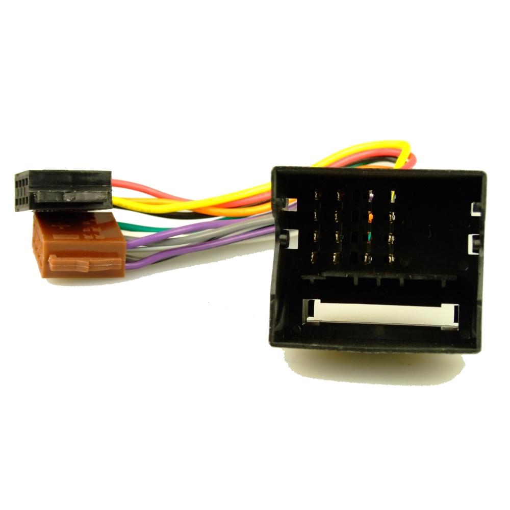 Ford Turneo Audio Wiring Uk Diagrams Tourneo Transit Connect 07 13 Iso Adaptor Lead Quadlock Custom Stereo