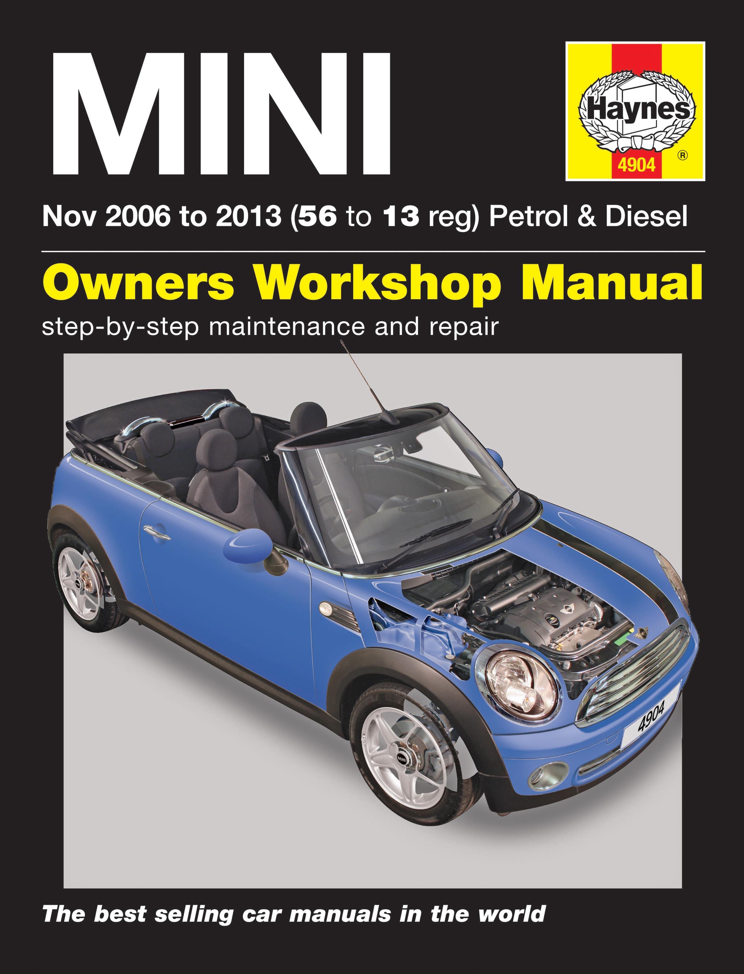 Bmw mini owners manual ukulele